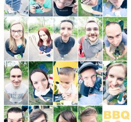 Flickr BBQ 5.0 – mit dem Fisheye unterwegs